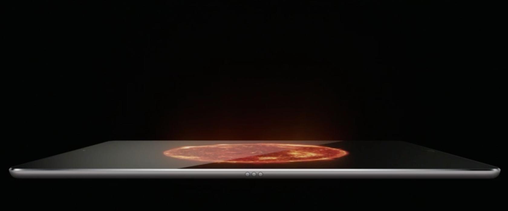 iPad Pro er offisiell.
