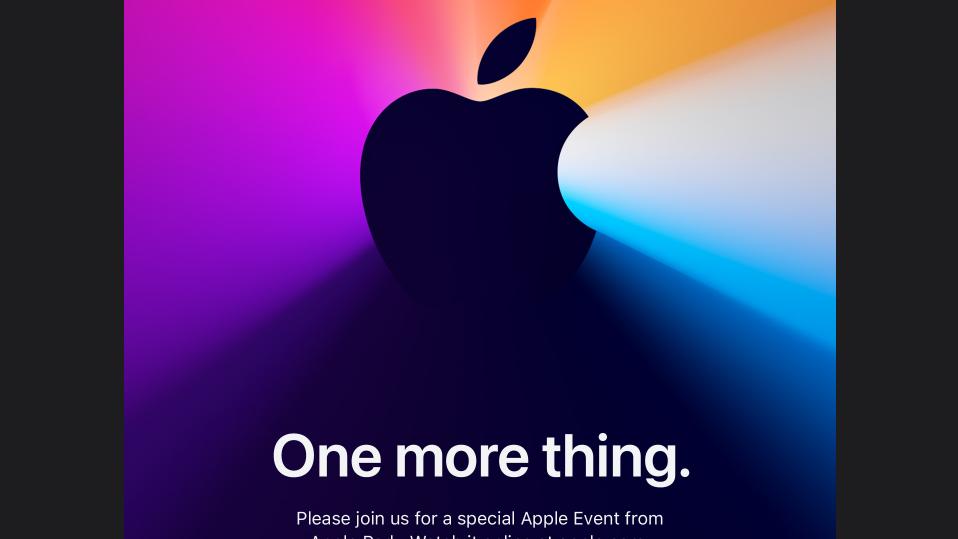 Nå bekreftes høstens tredje Apple-lansering