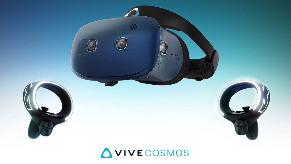 Se HTC Vives nye håndkontrollere i aksjon