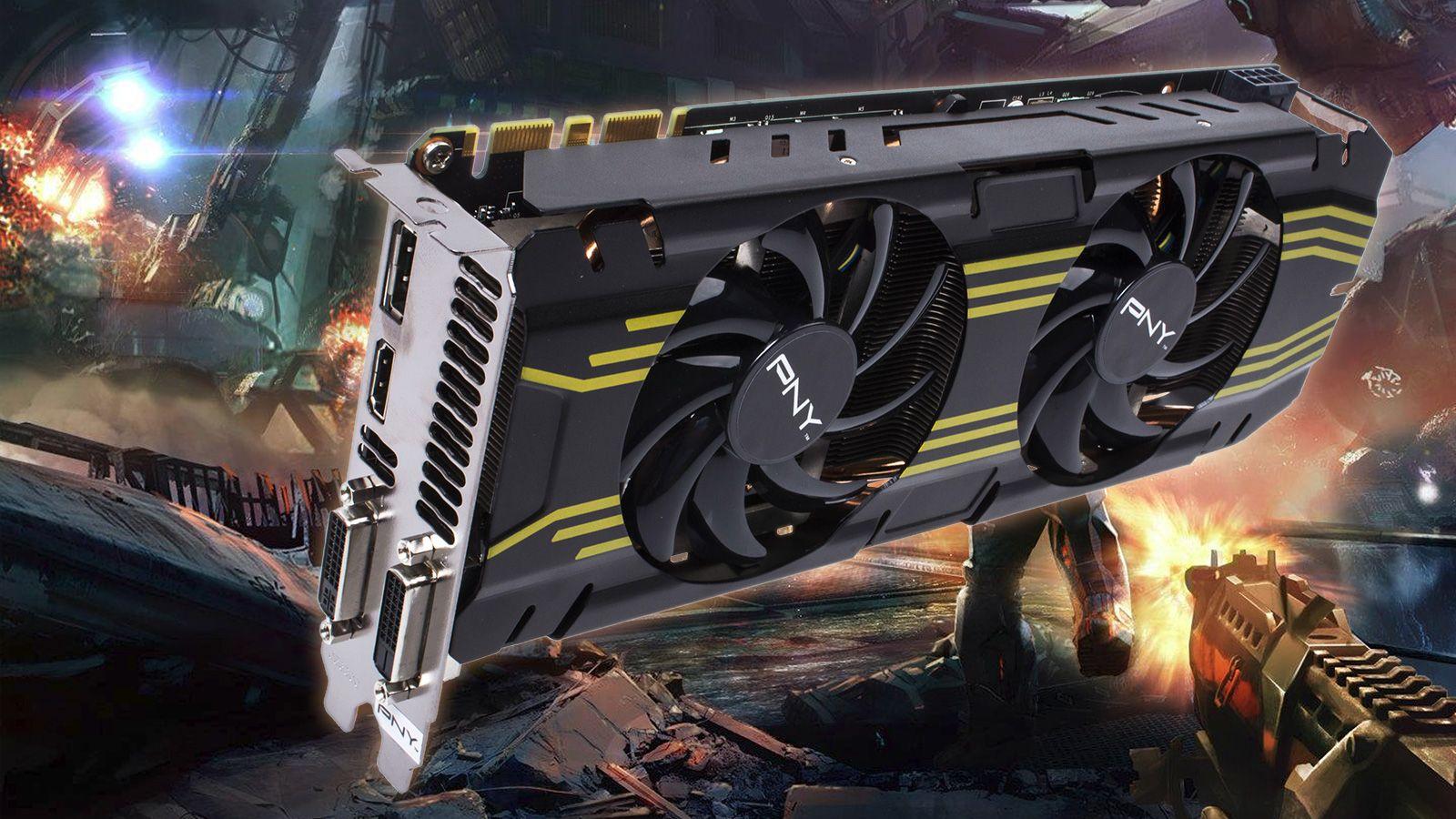 PNY XLR8 GeForce GTX 770 OC
