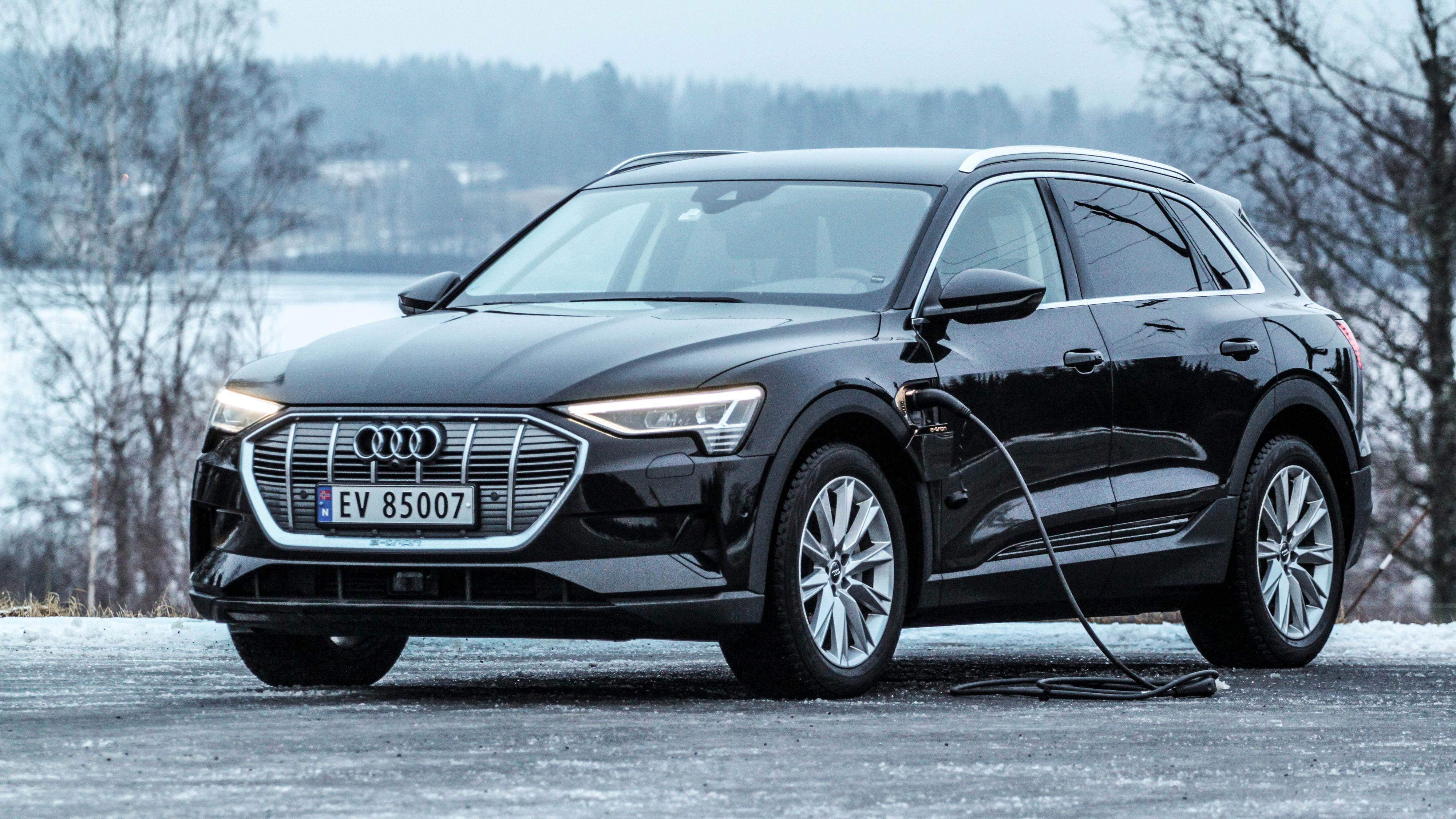 Januar ble en knallmåned for Audi e-tron