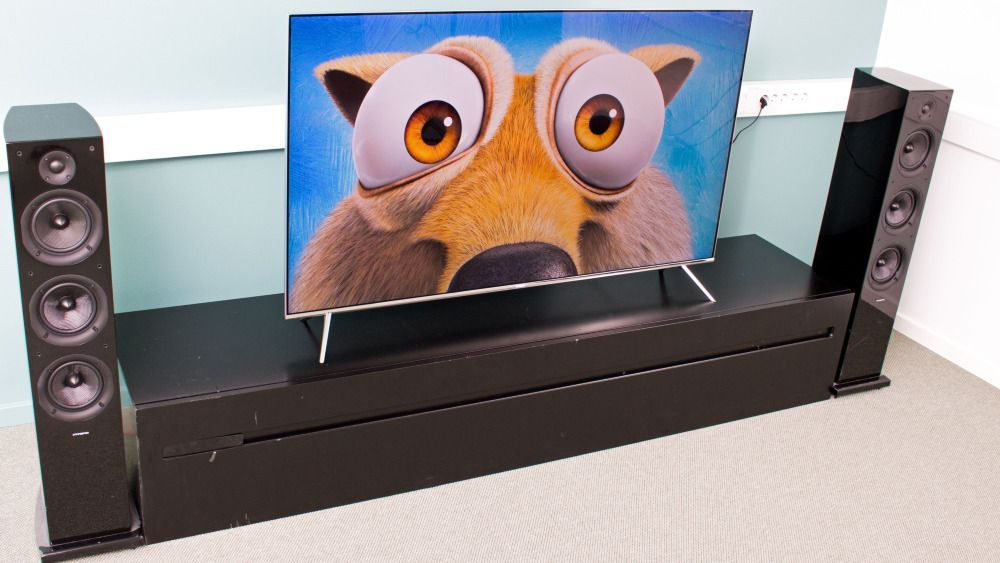 Stadig flere kjøper større TV-er.