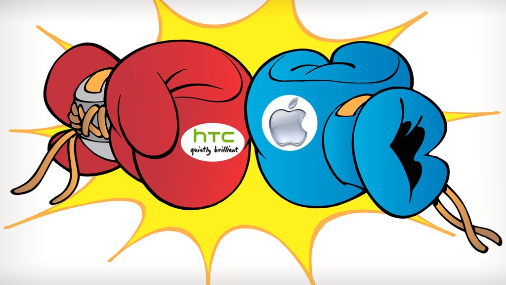 HTC vs Apple: