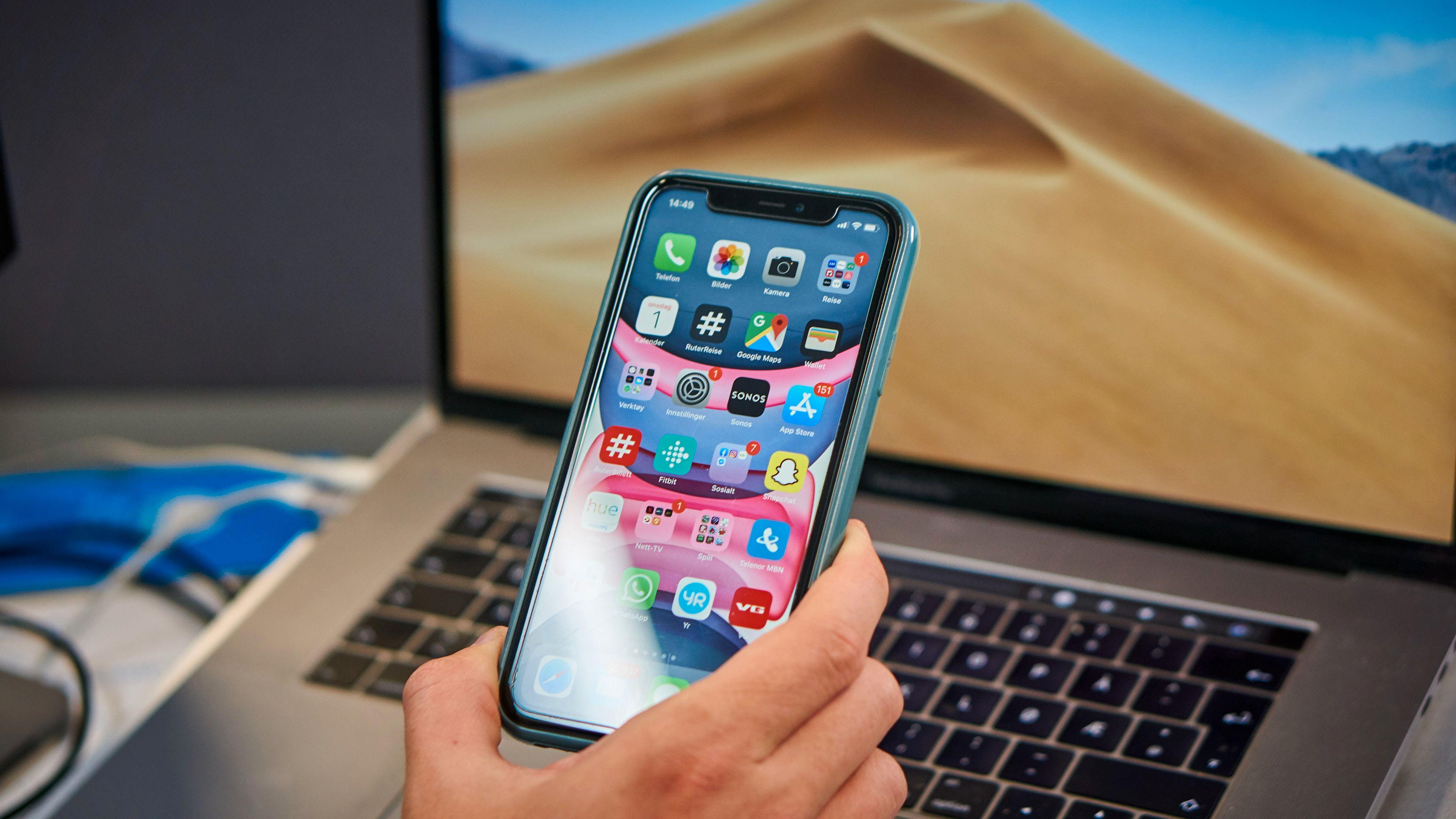 Hevder Apple vil la deg kjøre macOS fra iPhonen din