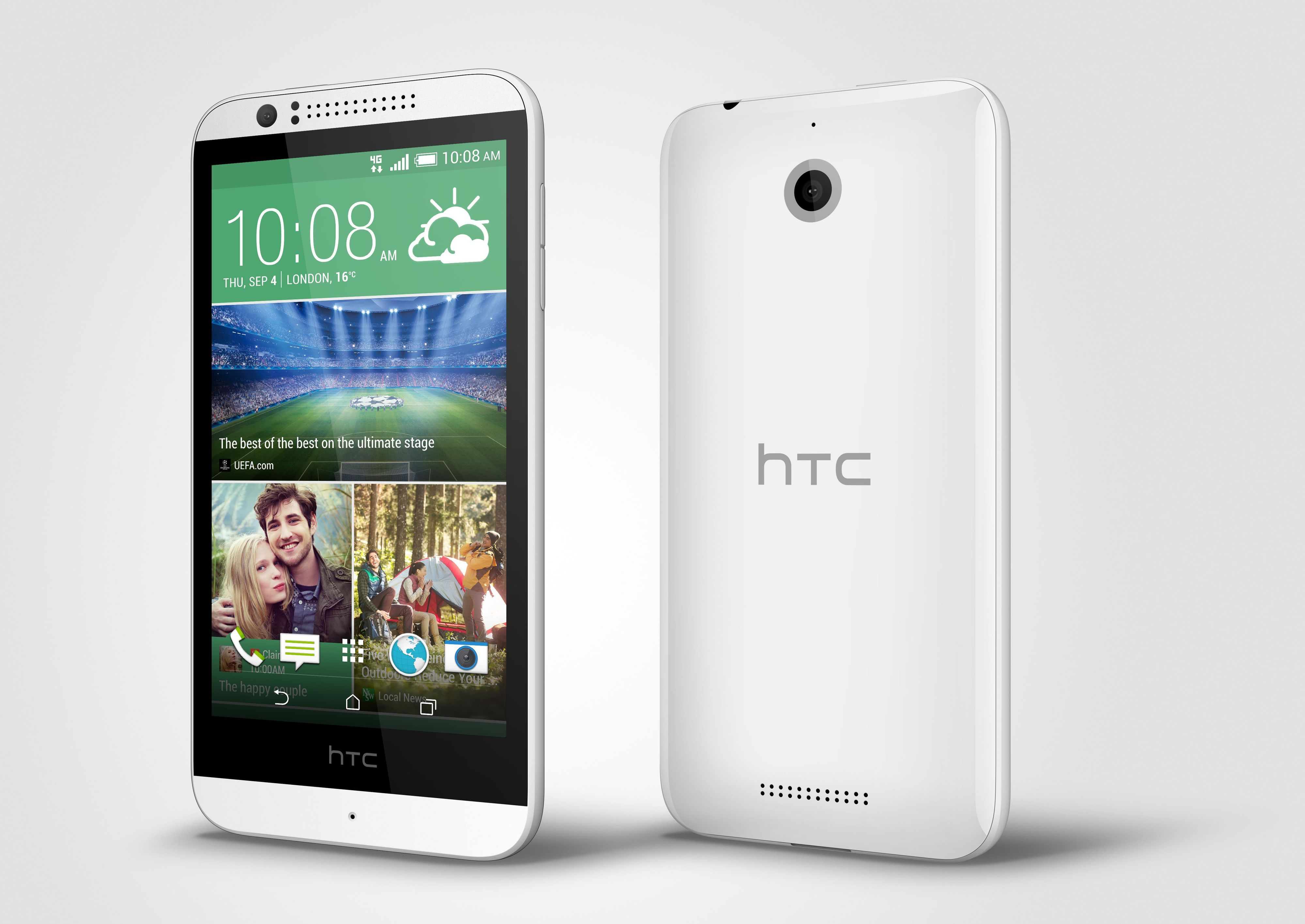 HTC Desire 510.Foto: HTC