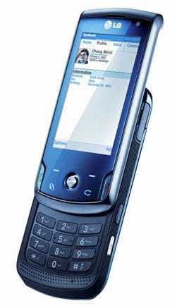 Dette er LGs nye KT 770. (Bilde: LG)