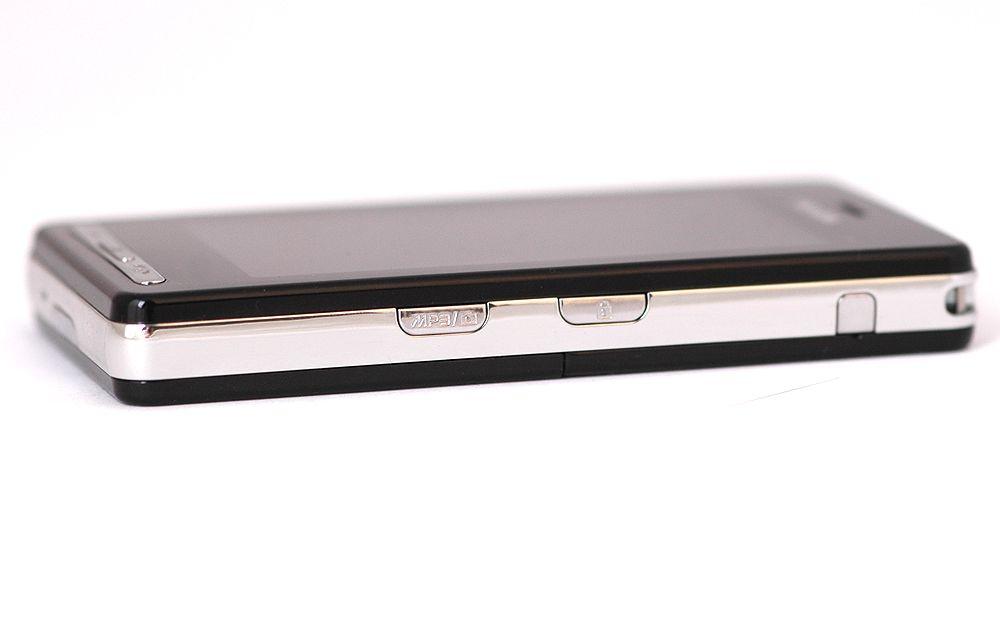 Telefonen er 12 millimeter tykk.