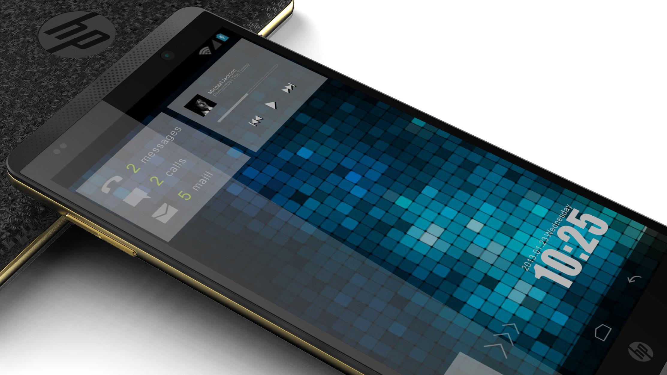 HP skal lansere kraftig Windows-telefon