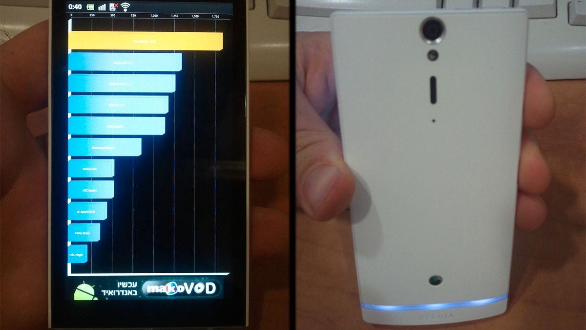Er dette Sony Ericssons neste flaggskip?