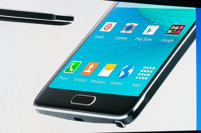 Samsung Galaxy Note 4.Foto: Finn Jarle Kvalheim / Tek.no