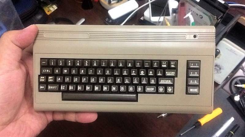 Commodore gjør comeback – som smartmobil Tek.no