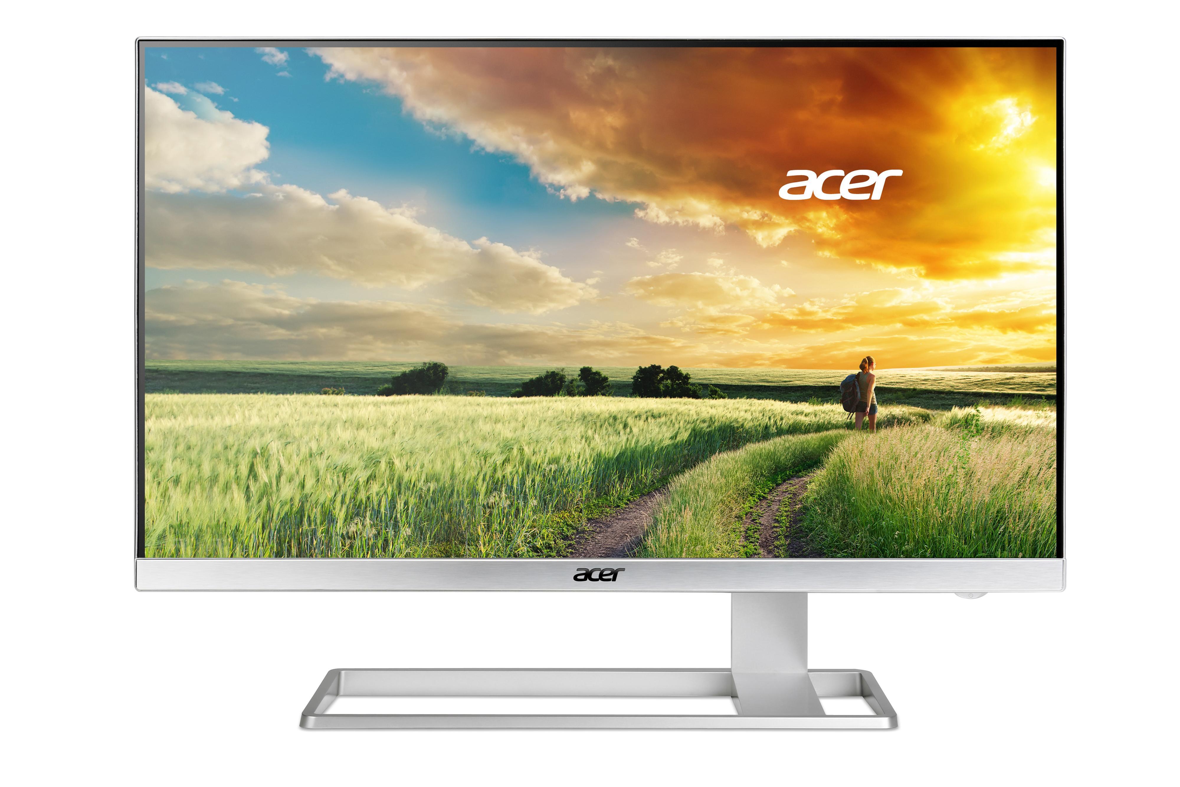 Acer S277HK. Foto: Acer