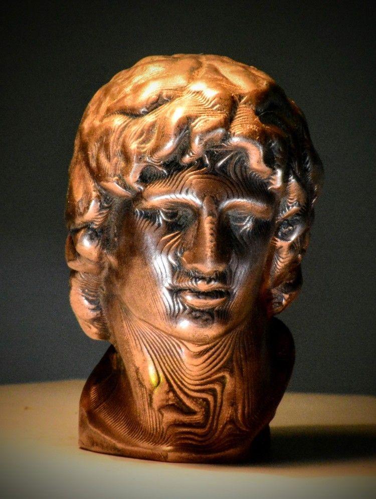 Statue i bronse.
