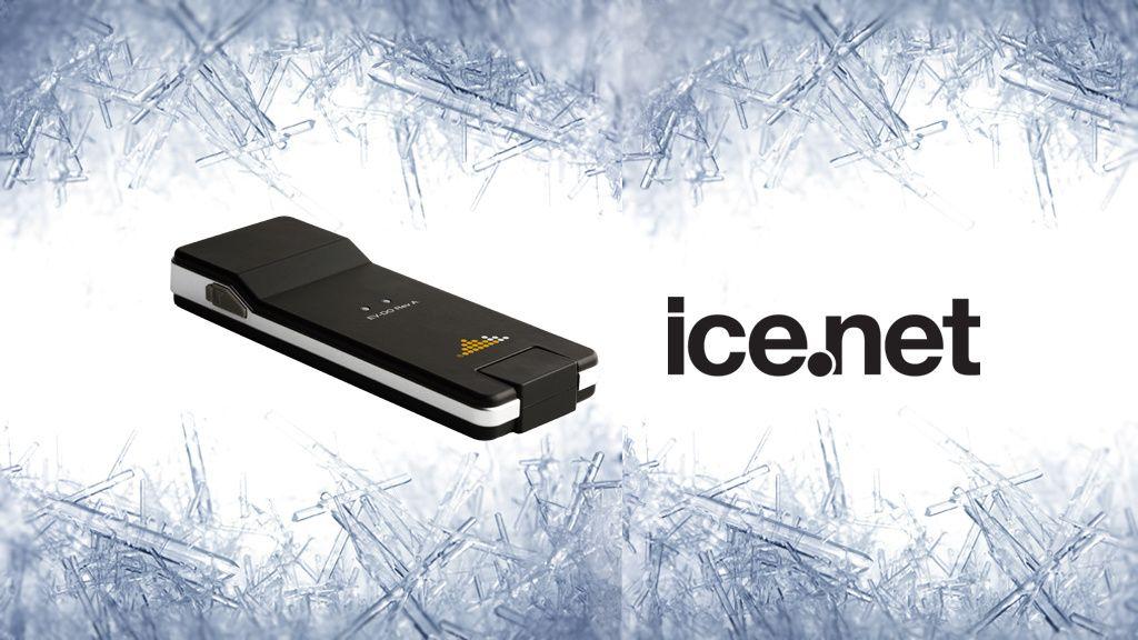 Hele Ice.net kjøpes opp
