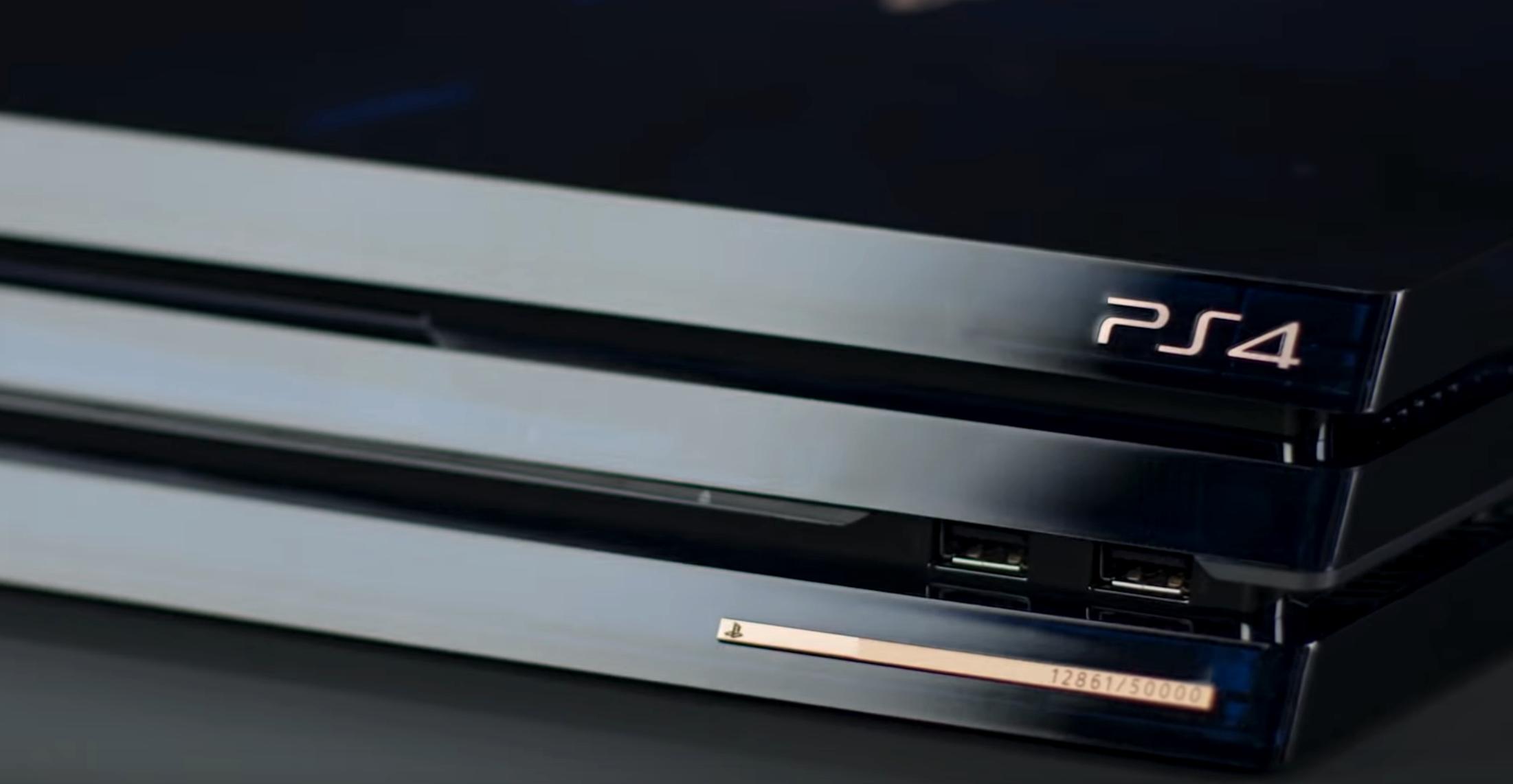 Sony har solgt over 500 millioner PlayStation-konsoller – feirer med spesialutgave av PS4 Pro