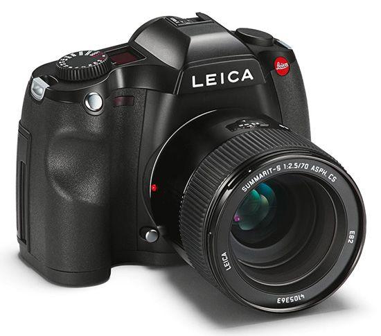 Leica S.