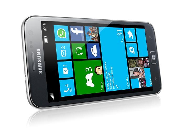 Får vi en etterfølger til Windows Phone 8-mobilen Samsung Ativ S?Foto: Samsung
