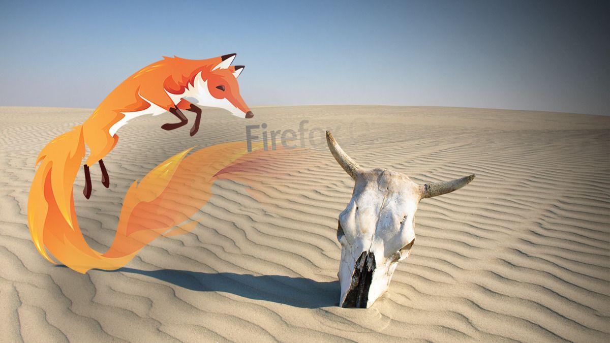 Firefox OS er offisielt skrinlagt