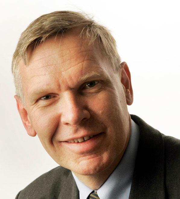 Administrerende direktør Jørgen Myrland i Cisco Norge.
