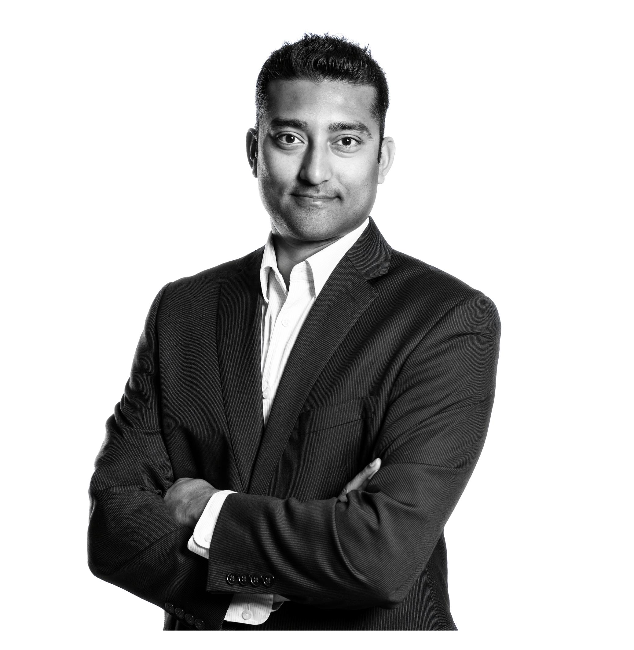 President i Tesla Owner's Club Norway, Satheesh Varadhajaran.