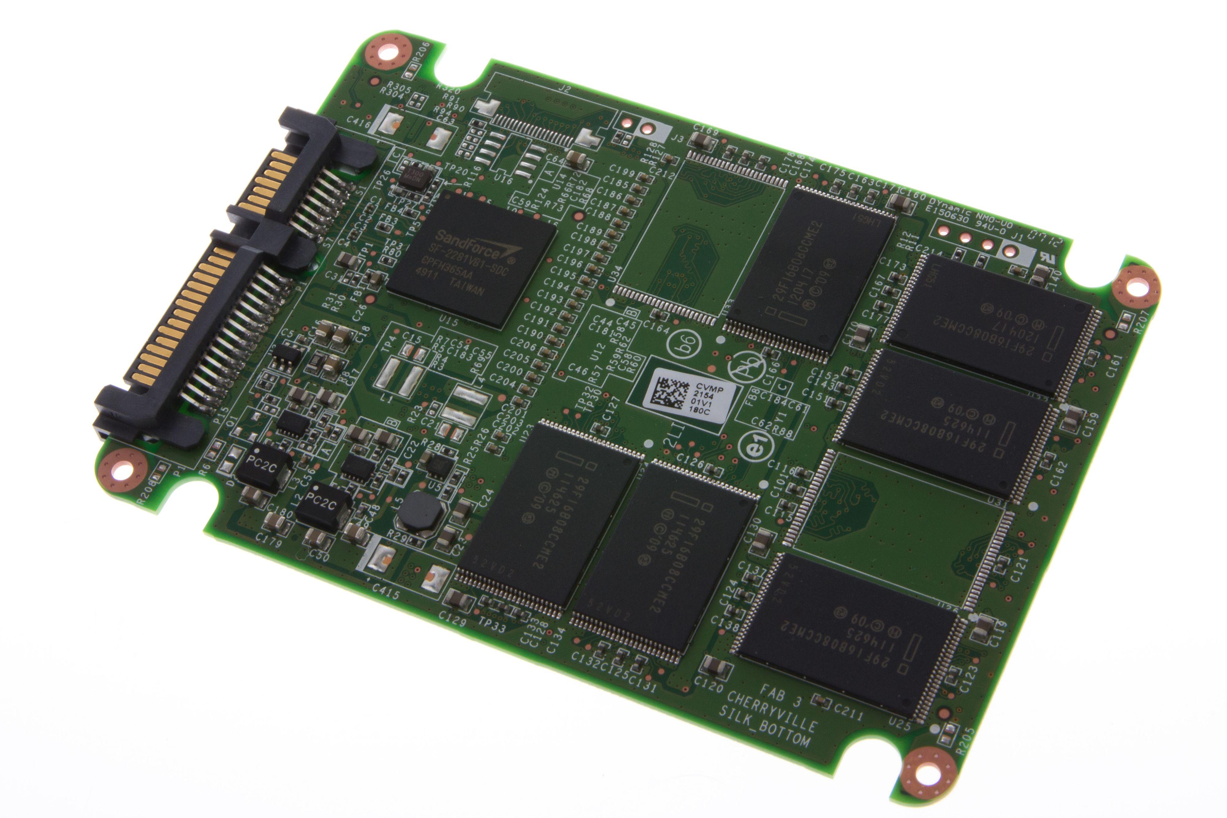 Intel 330 Series: Innmat fra SandForce og Intel.Foto: Jørgen Elton Nilsen, Hardware.no