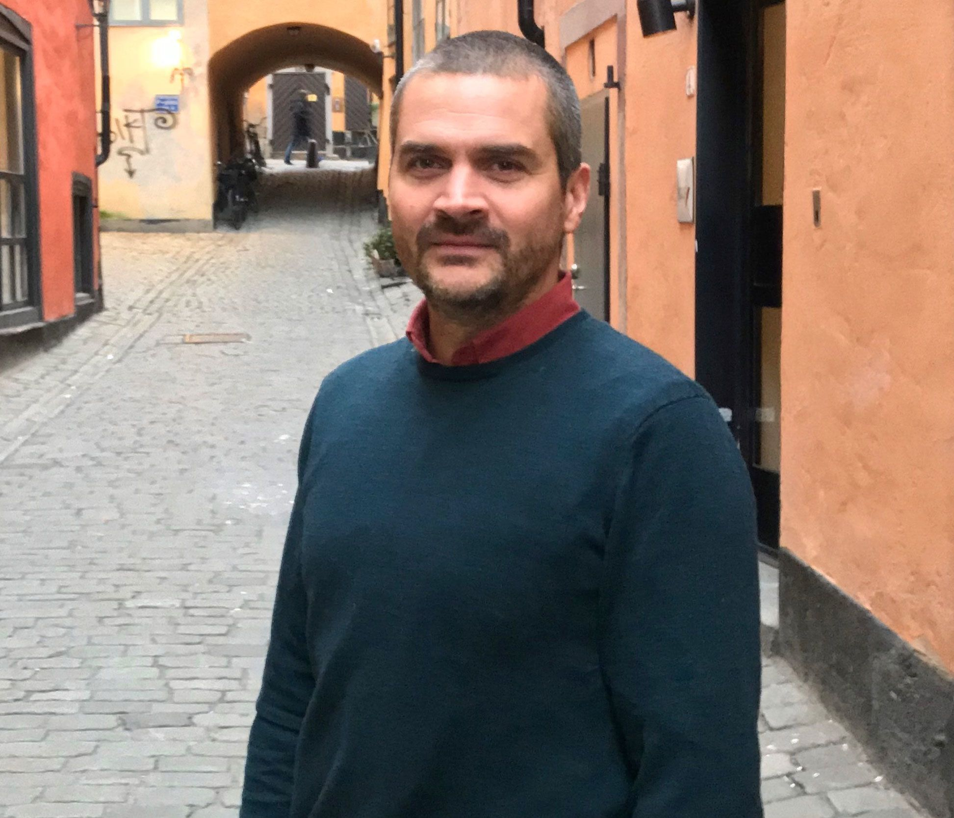 David Mühle, administrerende direktør i Playpilot.