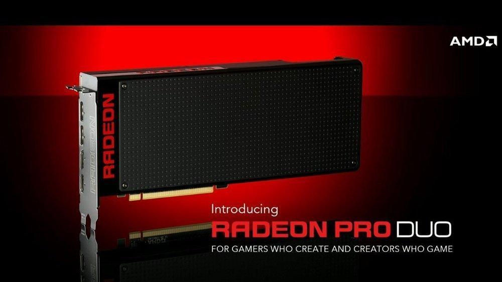 Nye AMD Radeon Pro Duo skal være verdens kraftigste VR-plattform