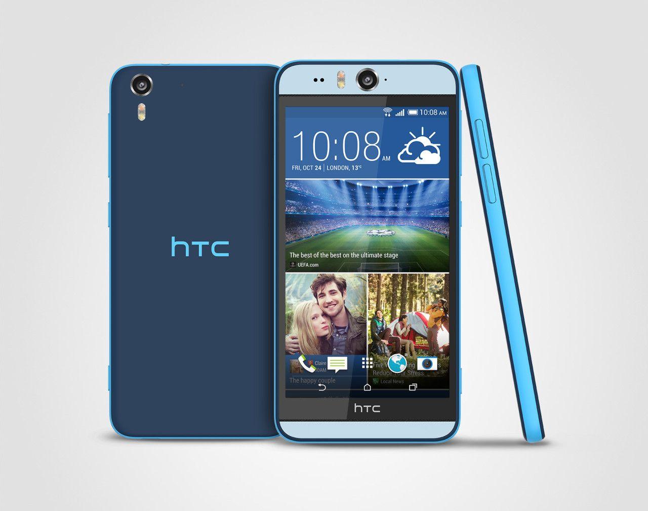 HTC Desire Eye.Foto: HTC