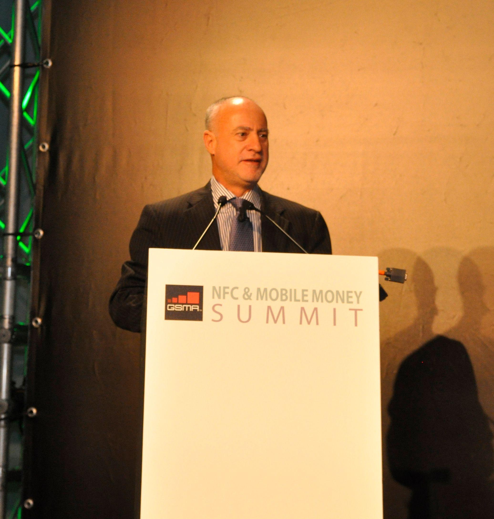 Michael Joseph er tidligere sjef hos den kenyanske operatøren Safaricom.Foto: Finn Jarle Kvalheim, Mobilen.no