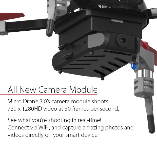 Kameraemodulen festes magnetisk under batteriet. Foto: Indiegogo