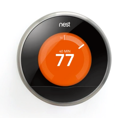 Nest Thermograph.