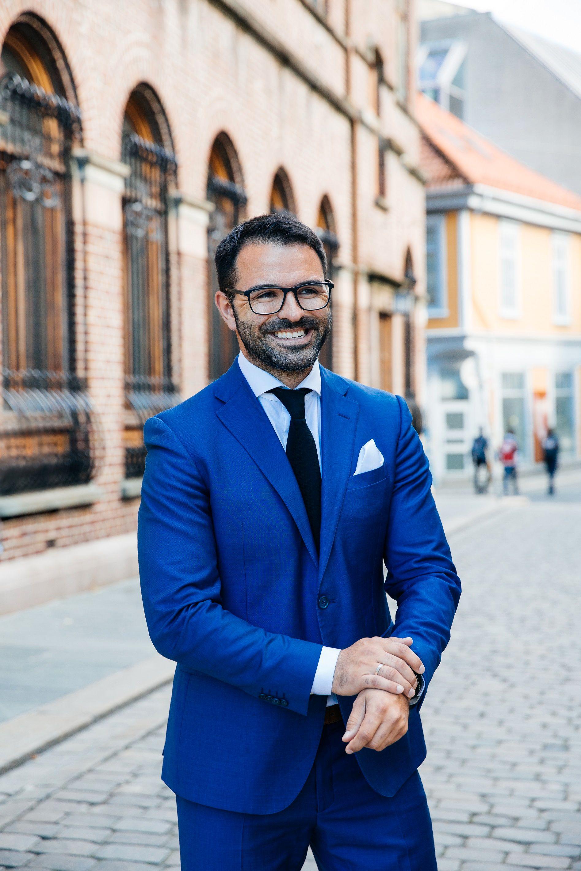 Christer R. Vikebø, Eiendomsmegler MNEF / Partner / Regionsansvarlig Bergen.