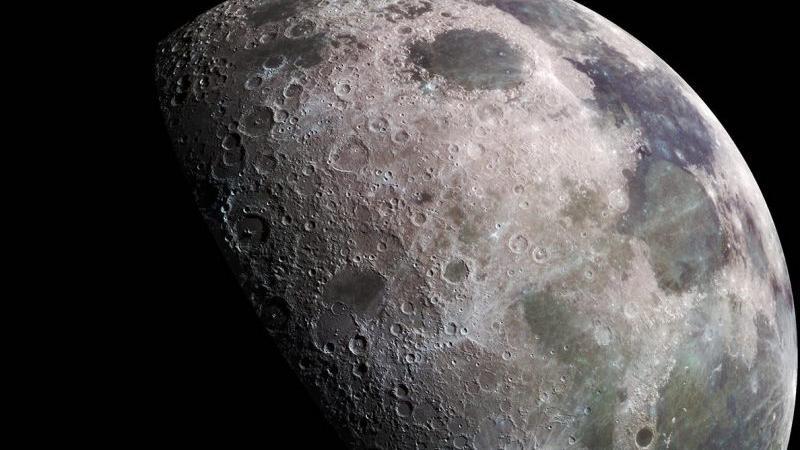 Russland og Kina vil bygge base på Månen