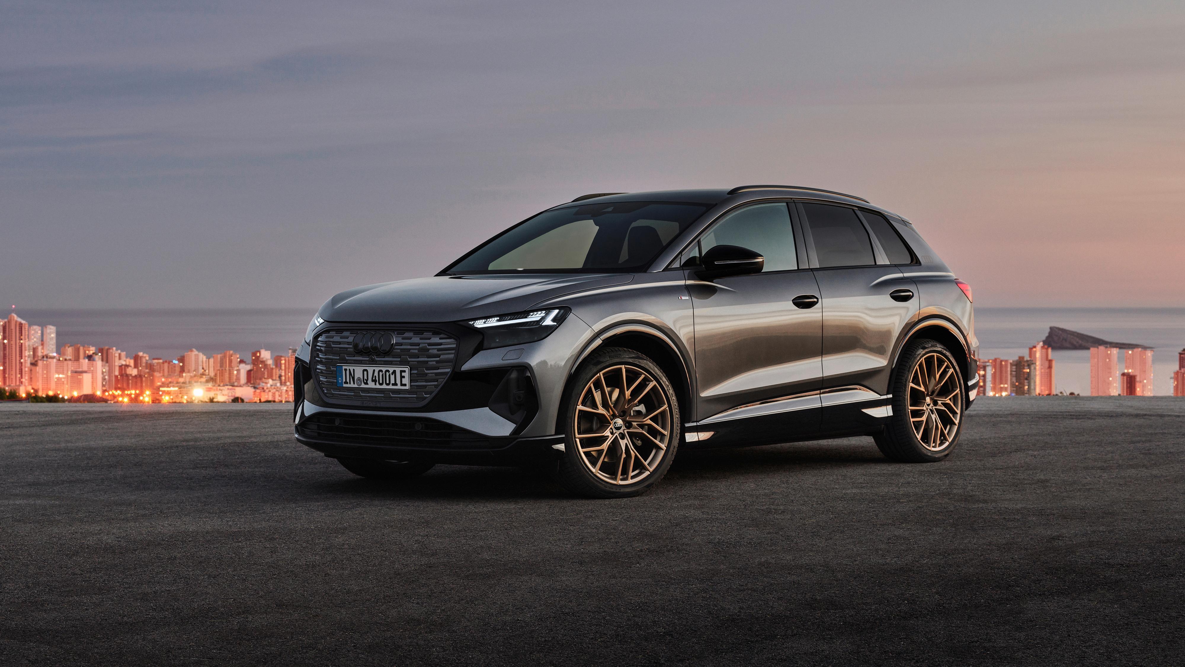 Audis Q4-familie får et nytt medlem - Q4 45 e-tron quattro.