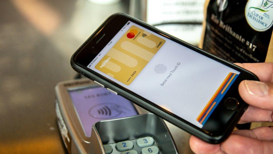 Nå får flere tilgang til Apple Pay