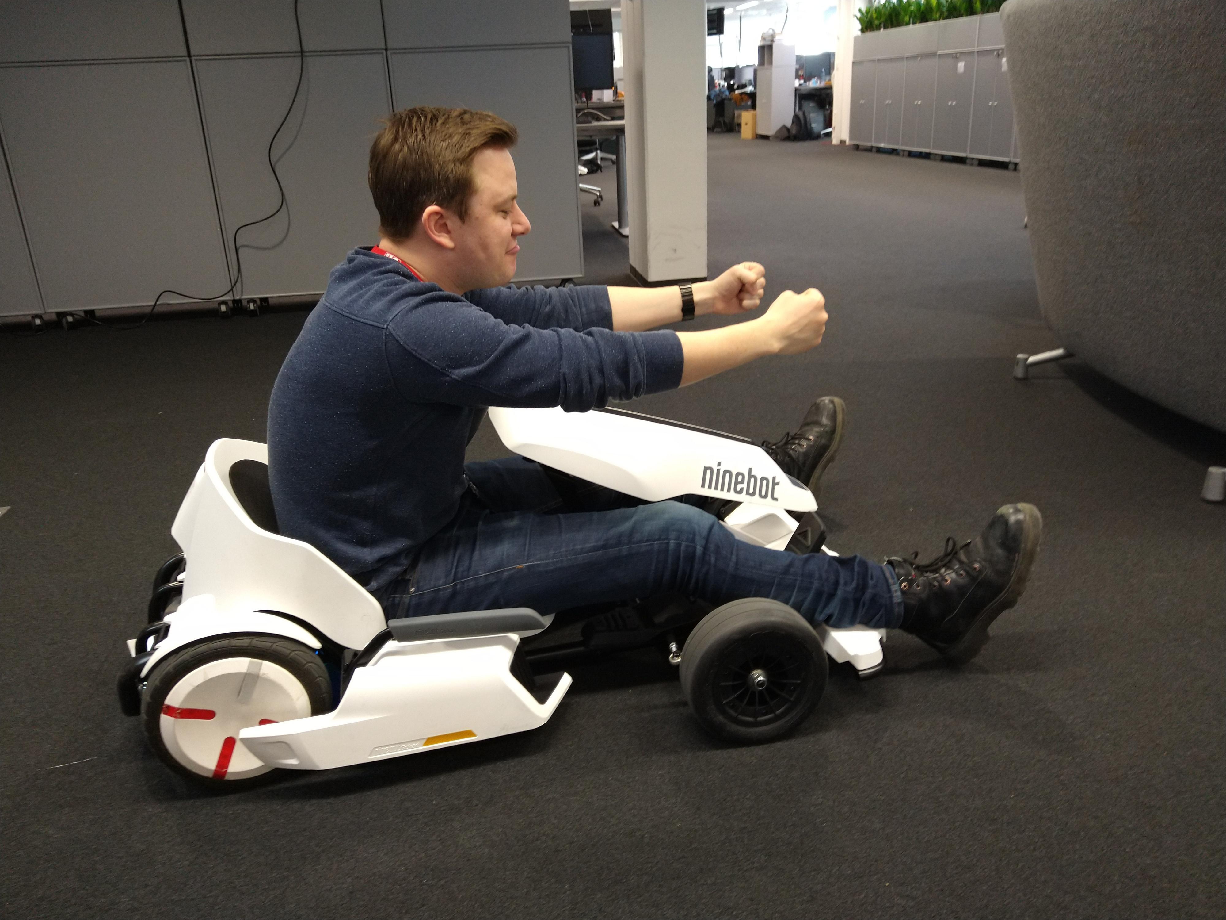 Moto G7 Plus gjør en helt grei jobb innendørs. Men du bør sjekke at hvert bilde blir skarpt for å være på den sikre siden.