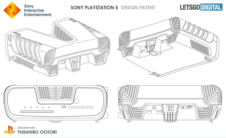 Slik skal utviklermaskinvaren for neste Playstation se ut, både ifølge en utvikler og Sony-patenttegninger.