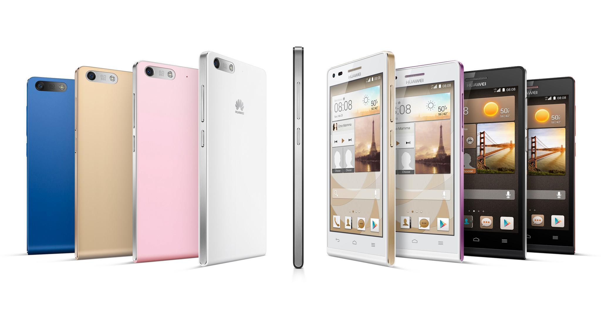 Huawei Ascend G2.Foto: Huawei