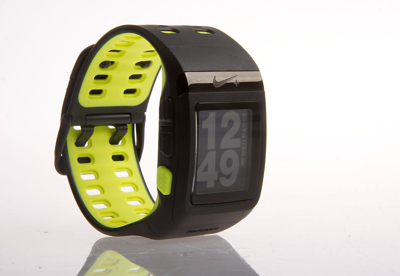 Nike+ GPS-klokke.