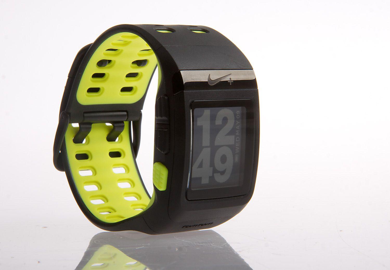 Nike+ SportWatch GPS er en av de stiligste treningsklokkene vi har vært borti. (Foto: Kurt Lekanger)