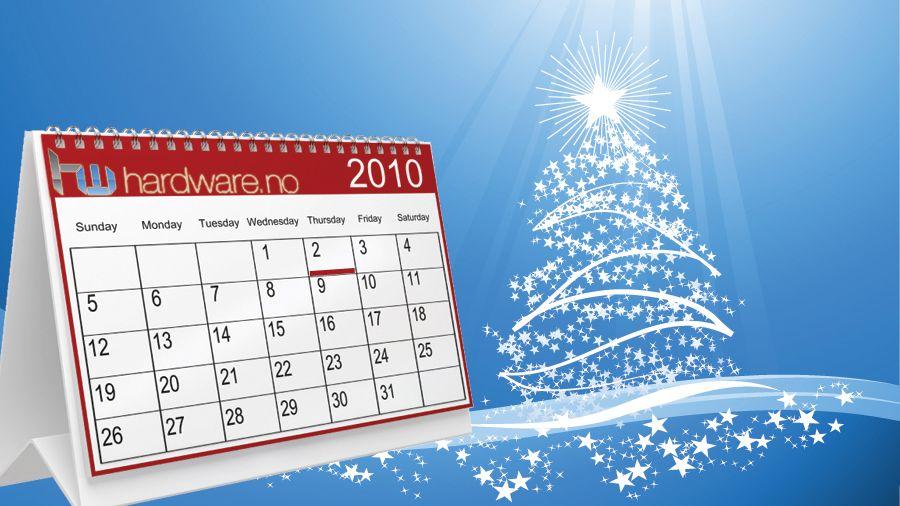 Julekalender 2010 - luke 2