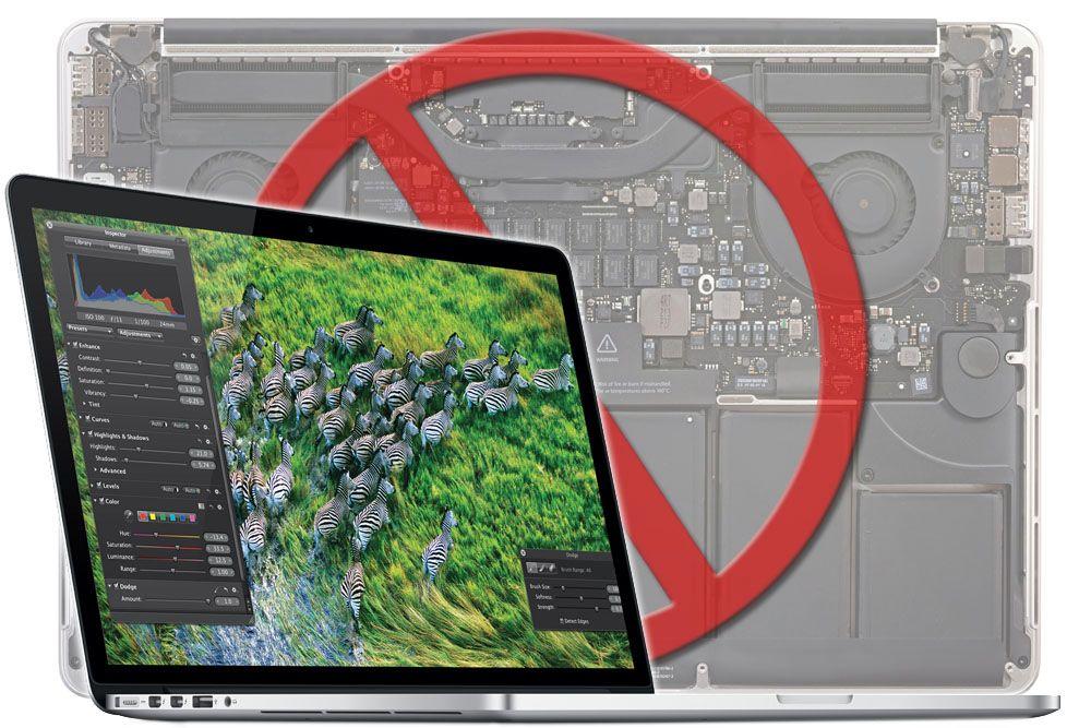 Reparasjon MacBook Pro 15 Retina Guide Tek.no