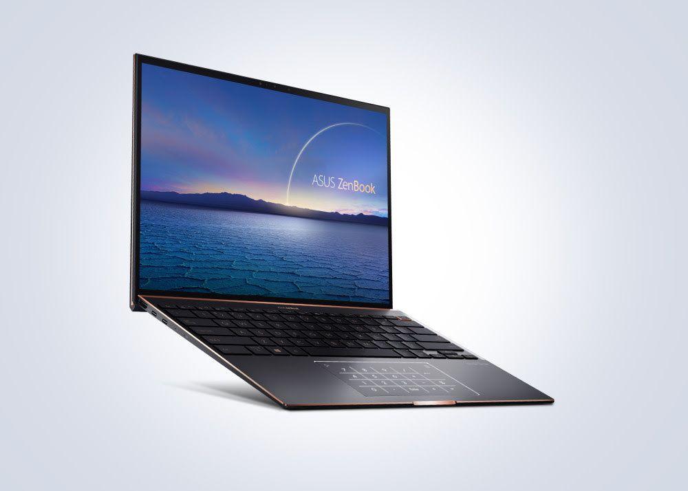 Asus Zenbook S er en ny Intel Evo-sertifisert maskin.