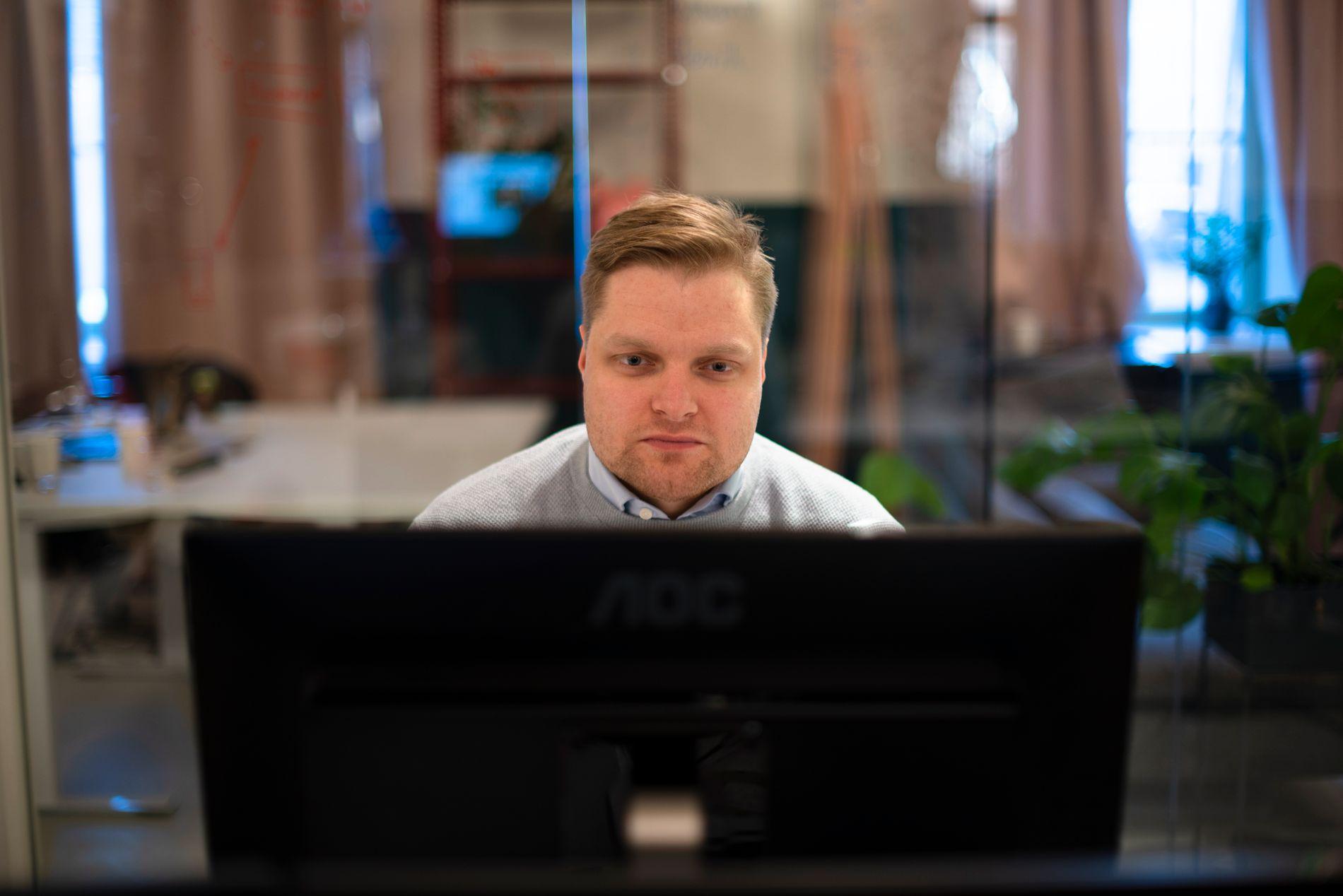 EKSPERTRÅD: Håvard Solheim i Kron sier du kan få mye igjen for å undersøke hvem som skal få passe på pensjonspengene dine
