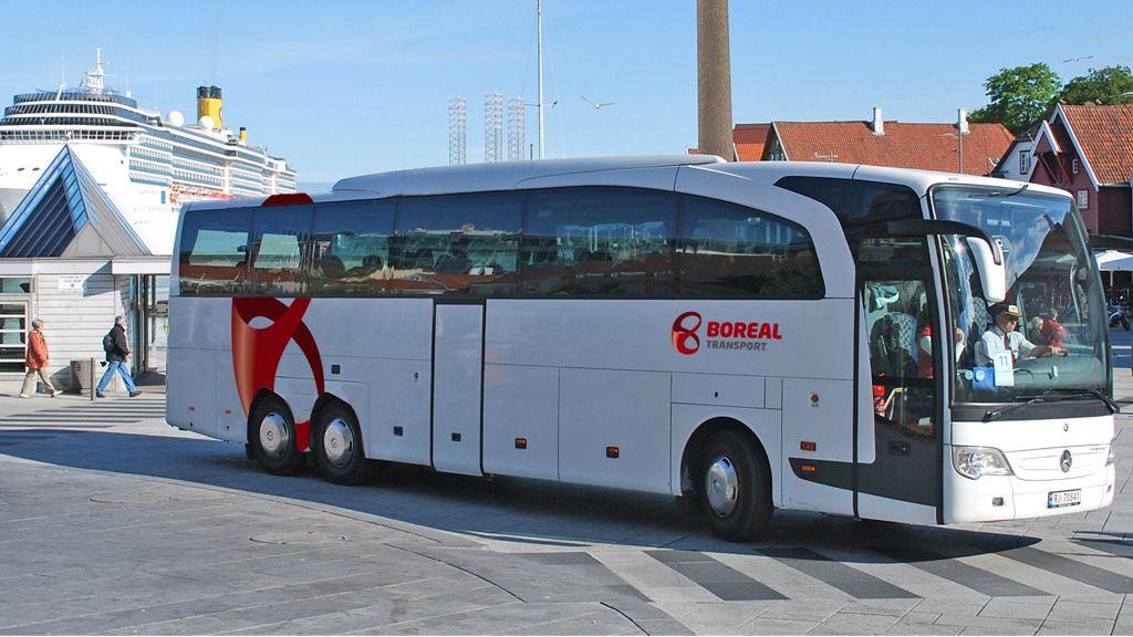 Nå er Norges første elbusser på veien