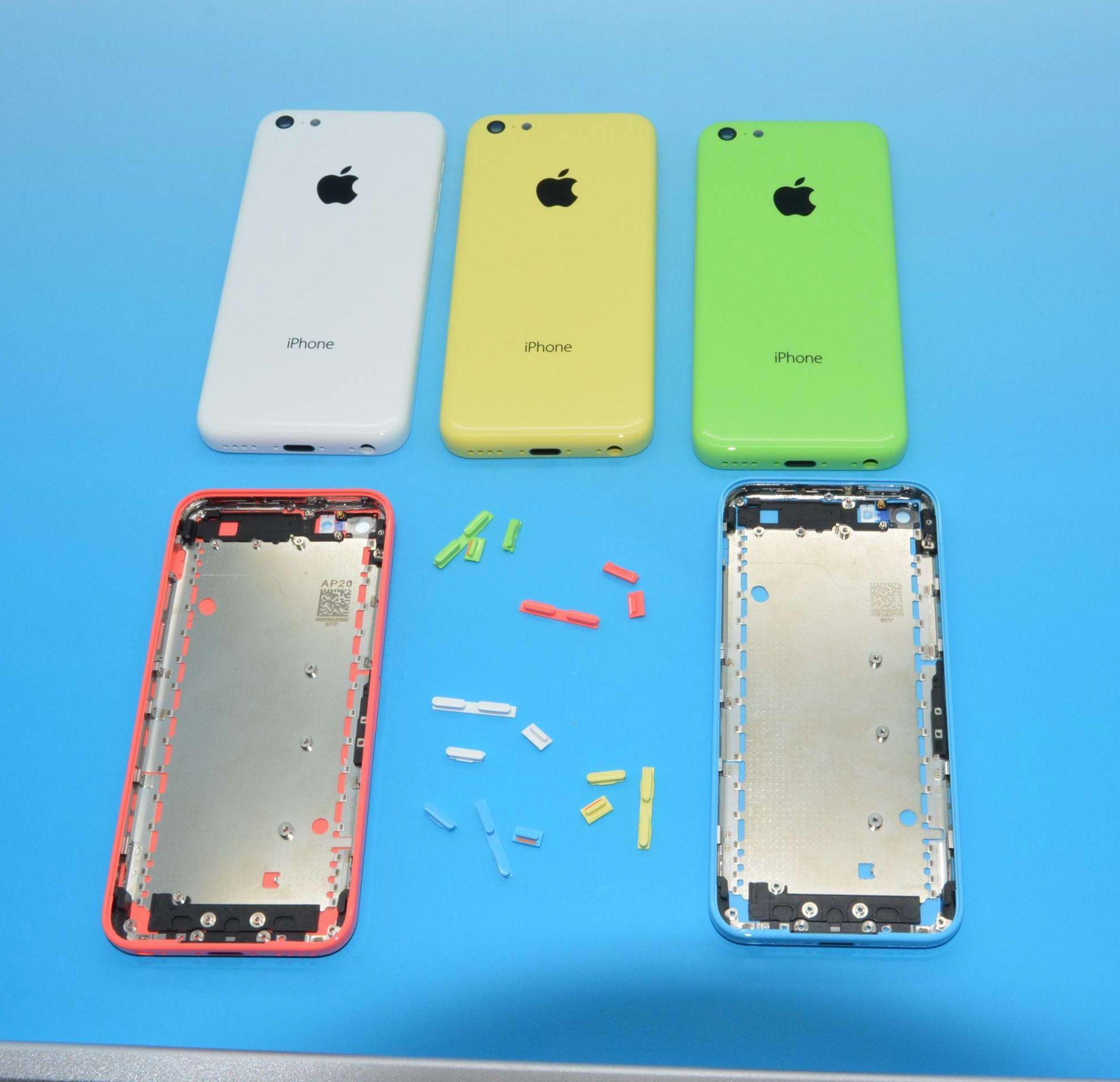 Etter mange år med bare én eller to farger, ser det ut til at Apple nå vil gi kundene sine litt friskere alternativer. Foto: SonnyDickson.com