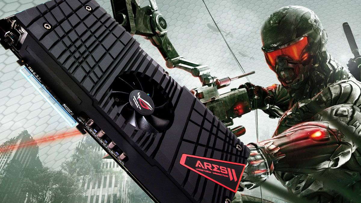 Asus ROG ARES II Radeon HD 7970 GHz x 2