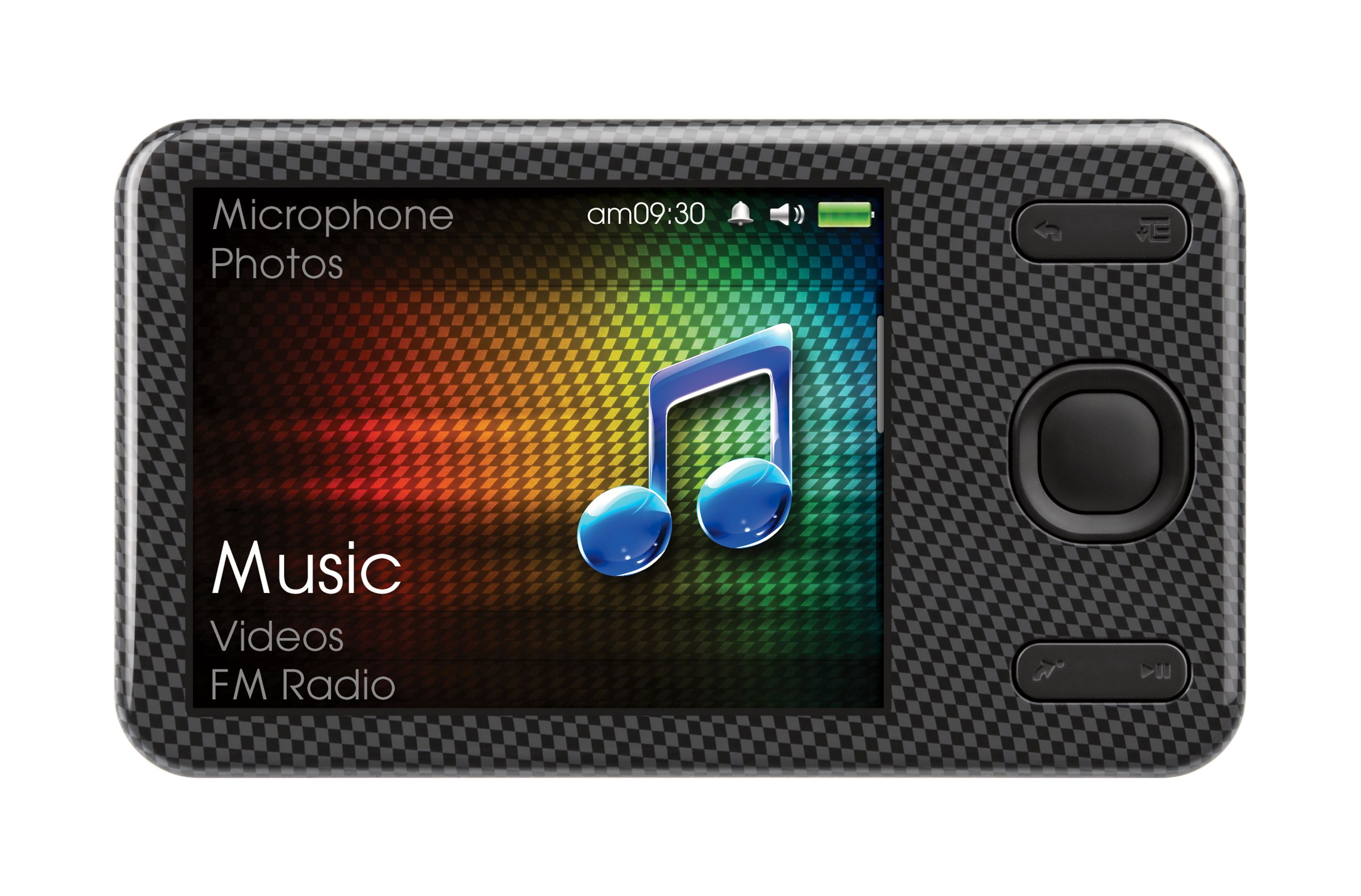 MP3-spiller med videoavspilling: Creative Zen X-fi Style