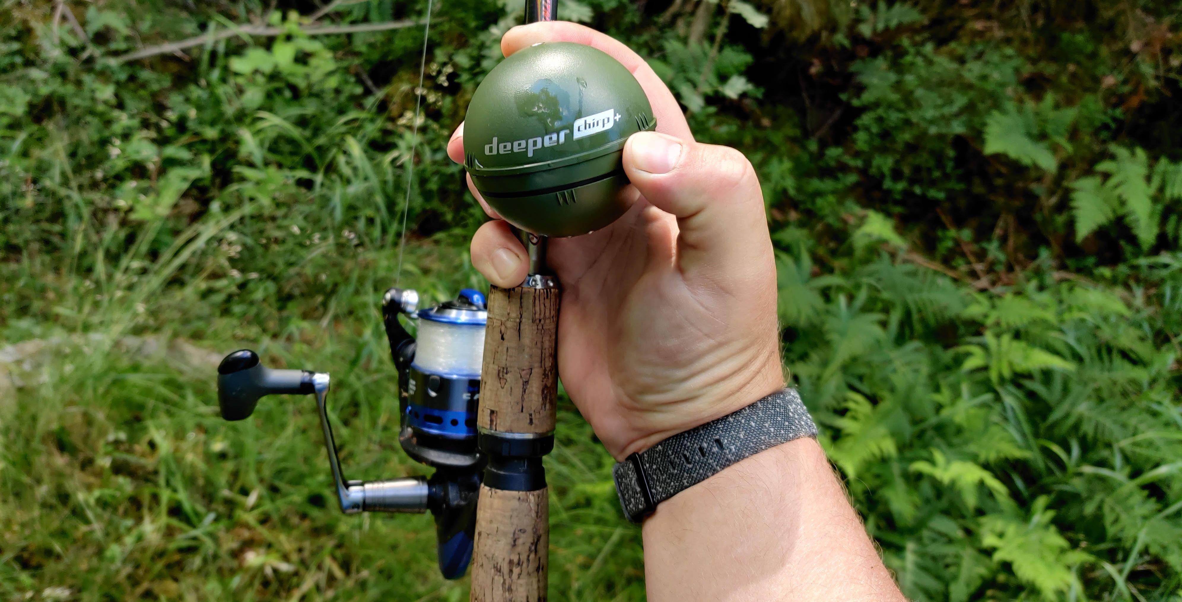 En genial liten kule som hjelper deg å finne fisken