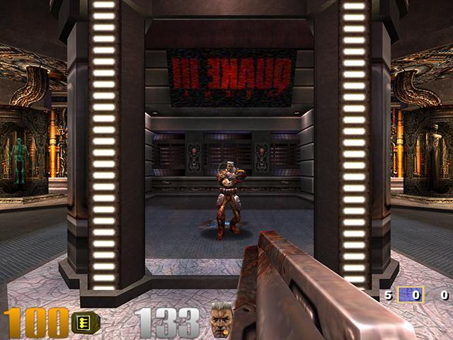 Quake 3 krevde sin maskinvare for å se bra ut da det kom ut, og forble svært populært i flere år.
